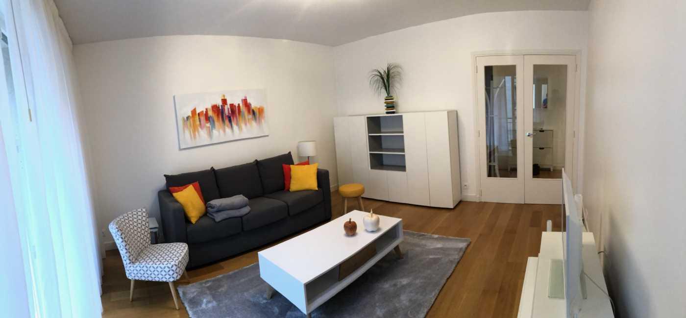 Exceptional Location Appartement Meublé PARIS
