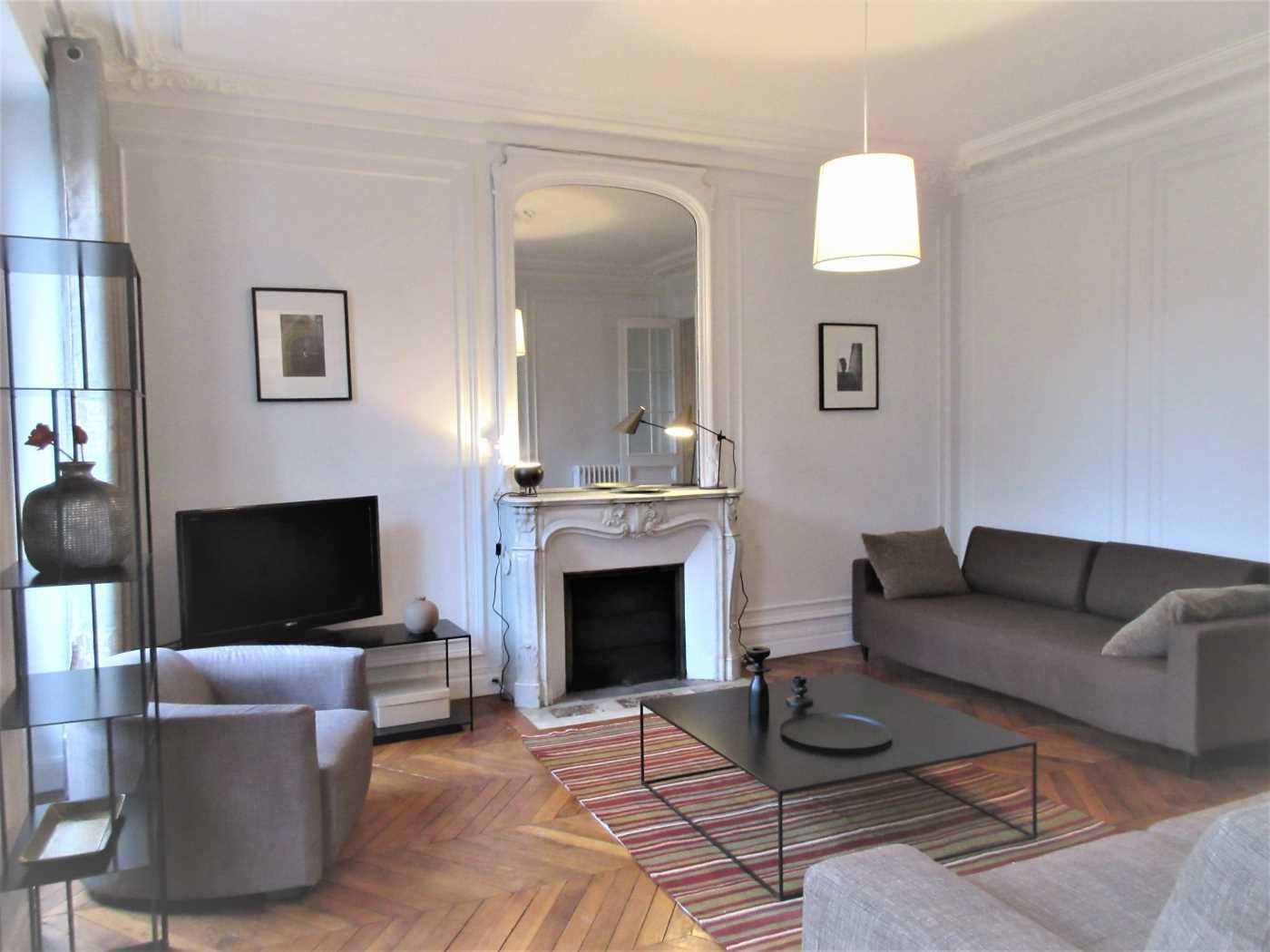 Location Appartement Meuble Paris 6 Cattalan Johnson Immobilier