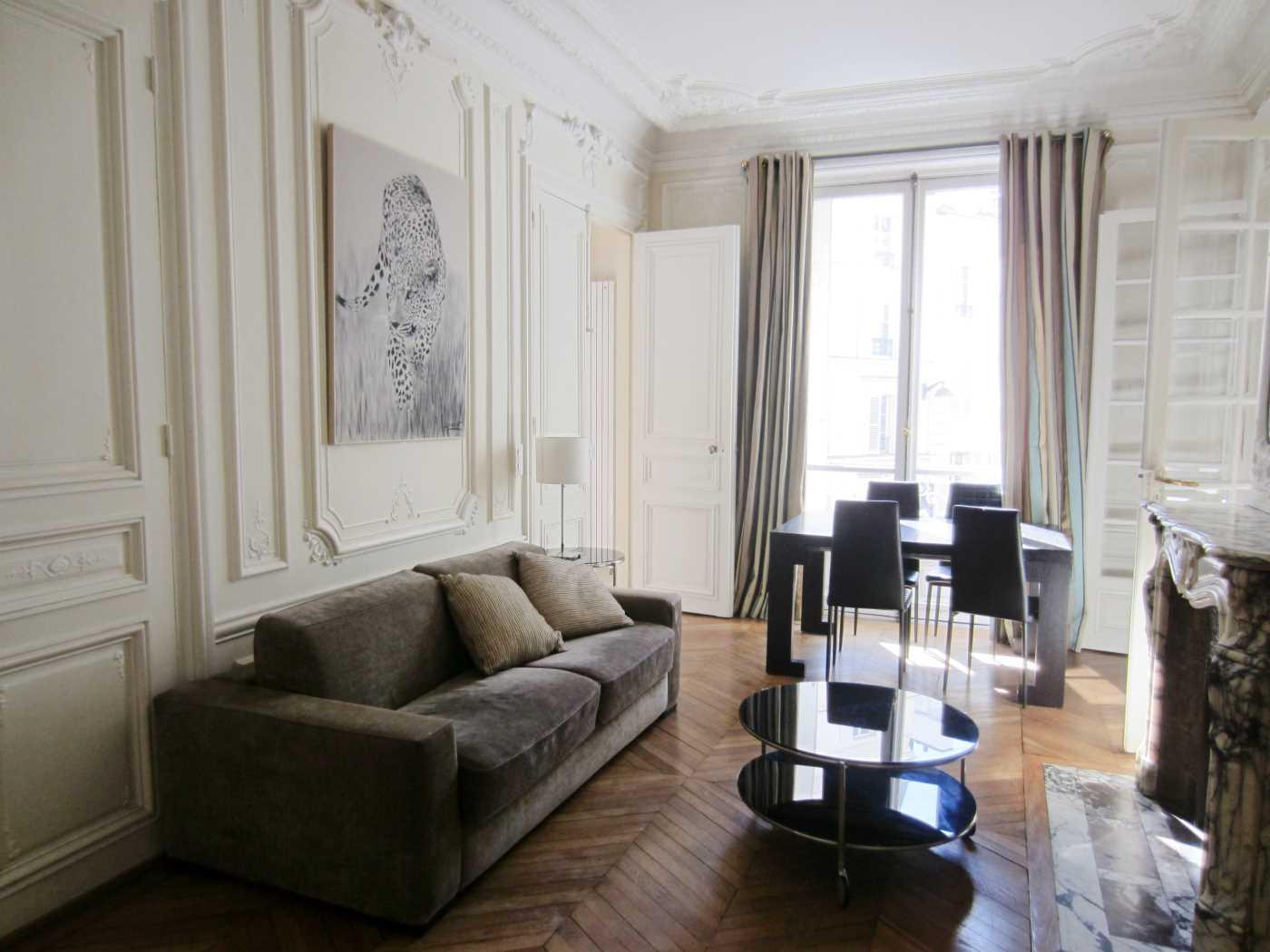 Location appartement meubl paris cattalan johnson immobilier - Recherche studio meuble paris ...