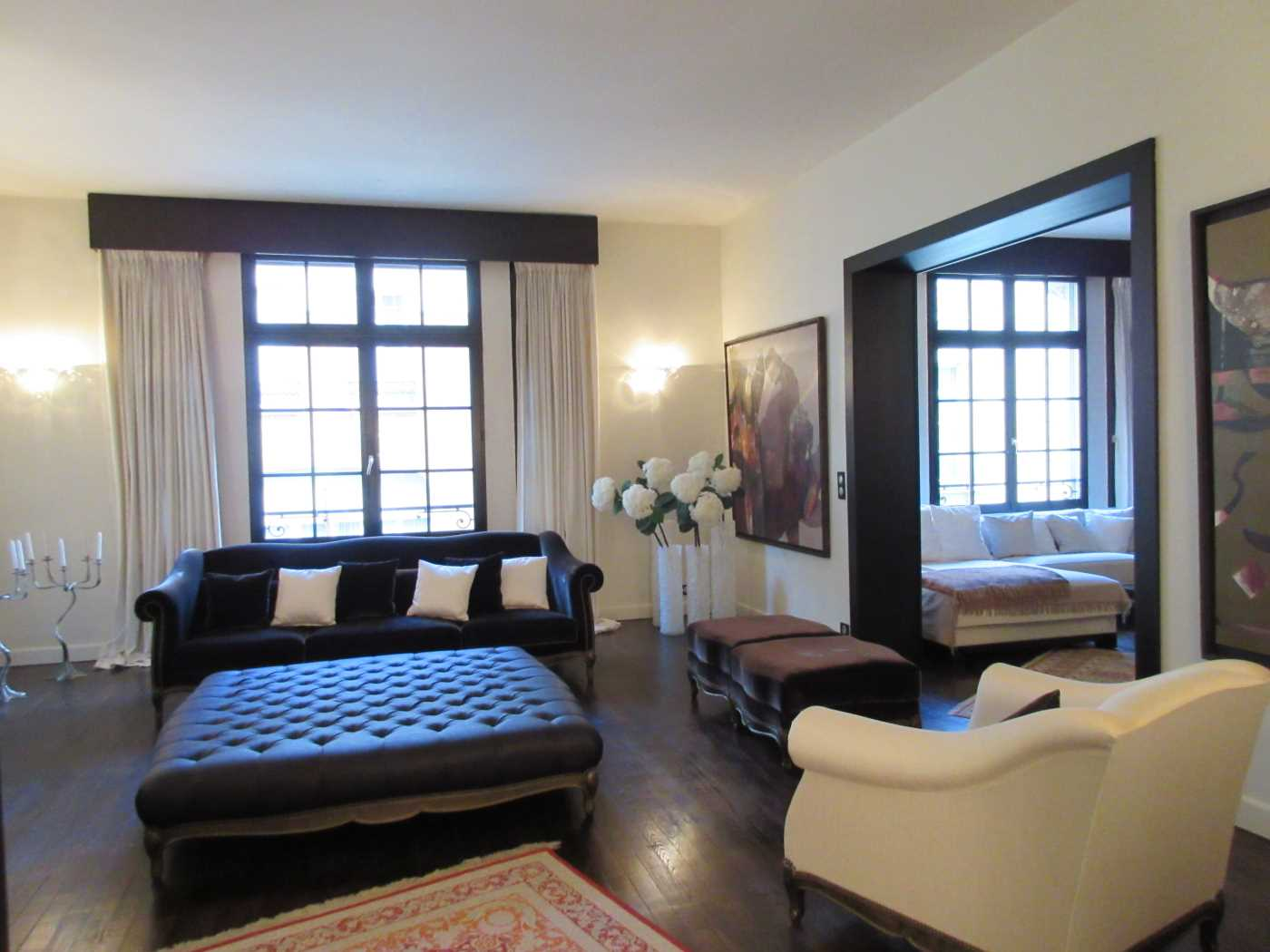 Location Appartement Meuble Paris 16 Cattalan Johnson Immobilier