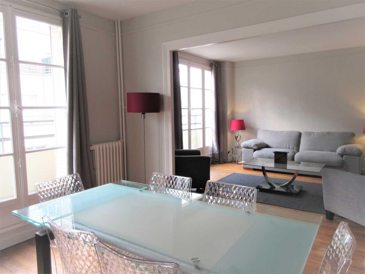 Superbe Location Appartement Meublé Issy Les Moulineaux | Cattalan Johnson ...