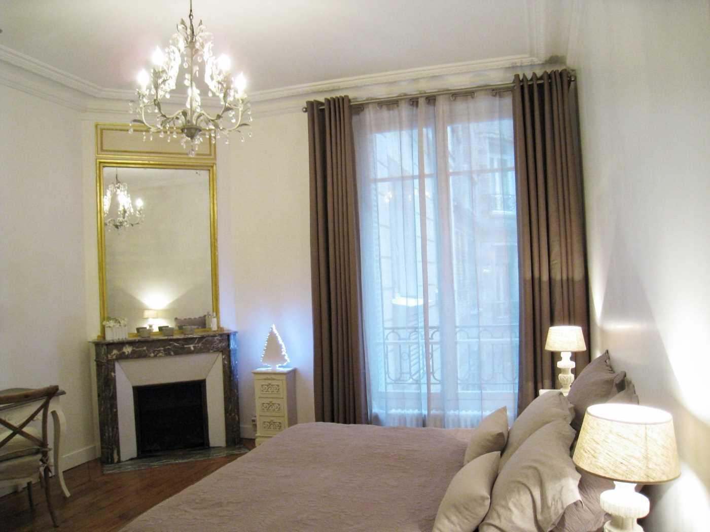 Location appartement meubl paris 17 cattalan johnson for Location paris meuble