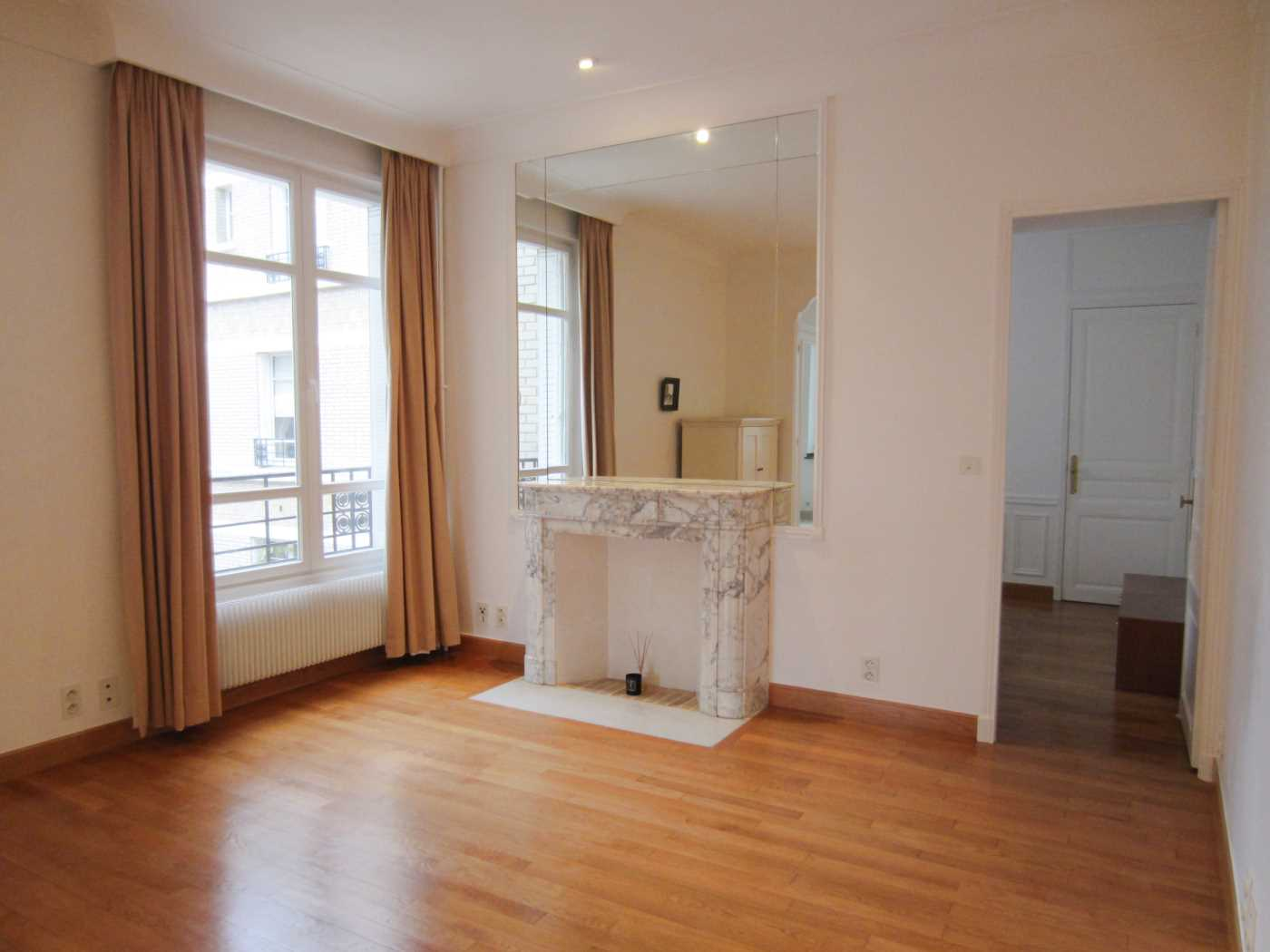 Location Appartement Vide Paris 16