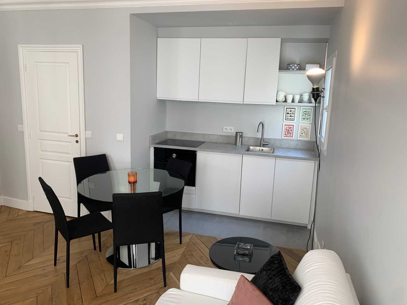 Location Appartement Meublé Paris